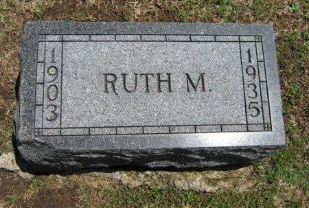 ROBERTSON, RUTH M - Cowley County, Kansas | RUTH M ROBERTSON - Kansas Gravestone Photos