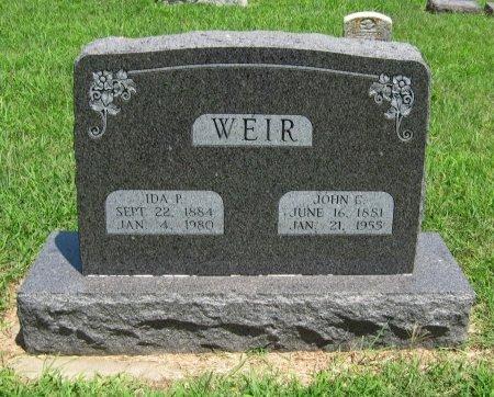 WEIR, JOHN C - Cowley County, Kansas | JOHN C WEIR - Kansas Gravestone Photos