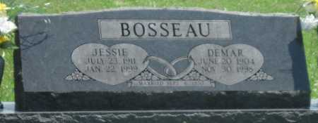 BOSSEAU, JESSIE - Crawford County, Kansas | JESSIE BOSSEAU - Kansas Gravestone Photos