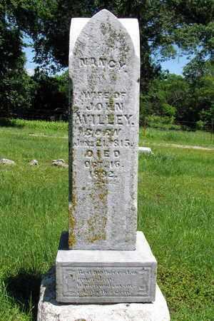 WILLEY, NANCY - Crawford County, Kansas   NANCY WILLEY - Kansas Gravestone Photos