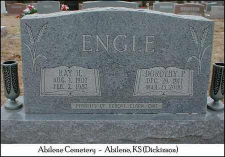 ENGLE, DOROTHY P - Dickinson County, Kansas | DOROTHY P ENGLE - Kansas Gravestone Photos