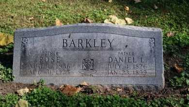 "BARKLEY, ROSANNAH ""ROSIE"" ""ROSE"" - Douglas County, Kansas 