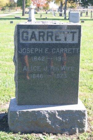 KIDDER GARRETT, ALICE JOANNA - Douglas County, Kansas | ALICE JOANNA KIDDER GARRETT - Kansas Gravestone Photos