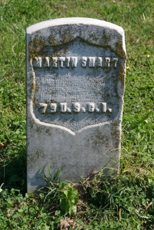 SMART, MARTIN (VETERAN UNION) - Douglas County, Kansas | MARTIN (VETERAN UNION) SMART - Kansas Gravestone Photos