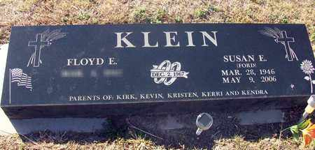 KLEIN, SUSAN ELIZABETH - Ellis County, Kansas | SUSAN ELIZABETH KLEIN - Kansas Gravestone Photos