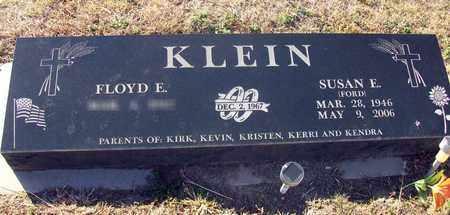 FORD KLEIN, SUSAN ELIZABETH - Ellis County, Kansas | SUSAN ELIZABETH FORD KLEIN - Kansas Gravestone Photos