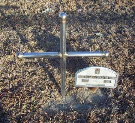 VONFELDT, ANNA - Ellis County, Kansas | ANNA VONFELDT - Kansas Gravestone Photos