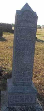 HENRY, CHARLIE - Ellsworth County, Kansas | CHARLIE HENRY - Kansas Gravestone Photos