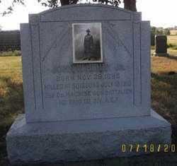 HENRY  , JOHN WARREN, JR  (VETERAN WWI, KIA) - Ellsworth County, Kansas | JOHN WARREN, JR  (VETERAN WWI, KIA) HENRY   - Kansas Gravestone Photos