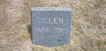 BORGER, ELLEN - Finney County, Kansas | ELLEN BORGER - Kansas Gravestone Photos