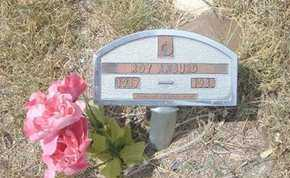 BURD, ROY A - Finney County, Kansas | ROY A BURD - Kansas Gravestone Photos