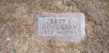 DOUGASS, PERCY EUGENE - Finney County, Kansas | PERCY EUGENE DOUGASS - Kansas Gravestone Photos
