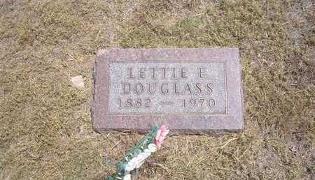 DOUGLASS, LETTIE EDITH - Finney County, Kansas | LETTIE EDITH DOUGLASS - Kansas Gravestone Photos