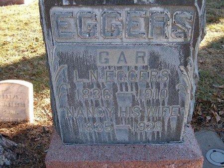 EGGERS, LANDRINE N - Finney County, Kansas | LANDRINE N EGGERS - Kansas Gravestone Photos