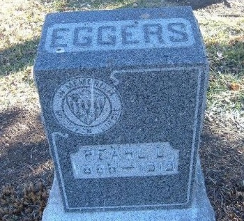 EGGERS, PEARL L - Finney County, Kansas | PEARL L EGGERS - Kansas Gravestone Photos