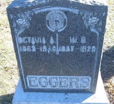 EGGERS, WILLIAM RUSSELL - Finney County, Kansas | WILLIAM RUSSELL EGGERS - Kansas Gravestone Photos