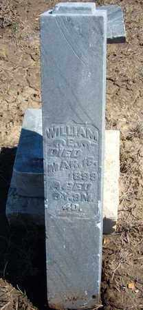 JAMES, WILLIAM E - Finney County, Kansas | WILLIAM E JAMES - Kansas Gravestone Photos