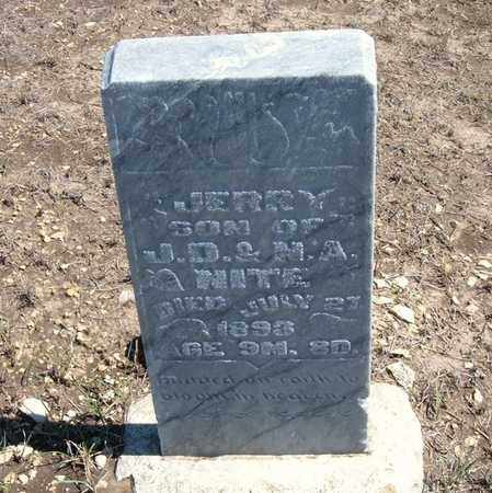 NITE, JERRY - Finney County, Kansas | JERRY NITE - Kansas Gravestone Photos