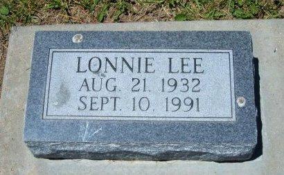 PLANKENHORN, LONNIE LEE - Finney County, Kansas | LONNIE LEE PLANKENHORN - Kansas Gravestone Photos