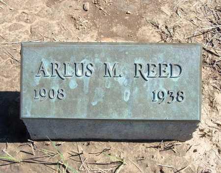 REED, ARLUS M - Finney County, Kansas | ARLUS M REED - Kansas Gravestone Photos