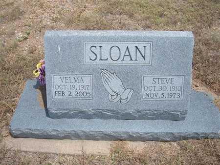 SLOAN, STEVE - Finney County, Kansas | STEVE SLOAN - Kansas Gravestone Photos