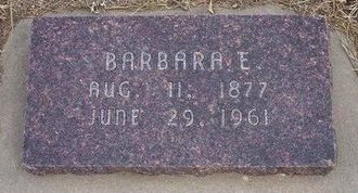 BRAUER, BARBARA E - Ford County, Kansas | BARBARA E BRAUER - Kansas Gravestone Photos