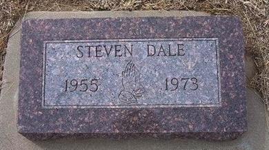 DALE, STEVEN - Ford County, Kansas | STEVEN DALE - Kansas Gravestone Photos