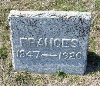 KROM, FRANCES - Ford County, Kansas | FRANCES KROM - Kansas Gravestone Photos