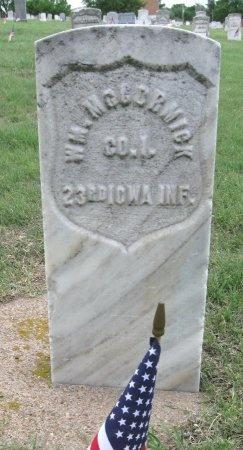 MCCORMICK, WILLIAM (VETERAN UNION) - Ford County, Kansas | WILLIAM (VETERAN UNION) MCCORMICK - Kansas Gravestone Photos