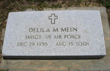 MEIN, DELIA M (VETERAN) - Ford County, Kansas | DELIA M (VETERAN) MEIN - Kansas Gravestone Photos