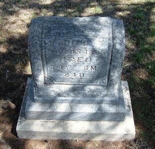 MILLS, D  D - Ford County, Kansas | D  D MILLS - Kansas Gravestone Photos