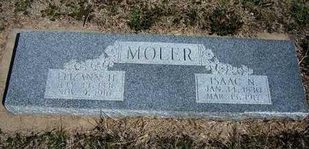 IMEL MOLER, ELIZANN HENRIETTA - Ford County, Kansas | ELIZANN HENRIETTA IMEL MOLER - Kansas Gravestone Photos