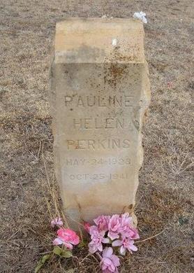 PERKINS, PAULINE HELEN - Ford County, Kansas | PAULINE HELEN PERKINS - Kansas Gravestone Photos
