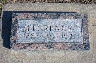 ROBINSON, FLORENCE - Ford County, Kansas | FLORENCE ROBINSON - Kansas Gravestone Photos