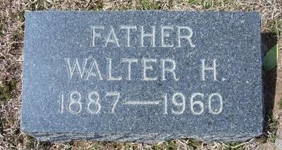 UMBACH, WALTER H - Ford County, Kansas | WALTER H UMBACH - Kansas Gravestone Photos