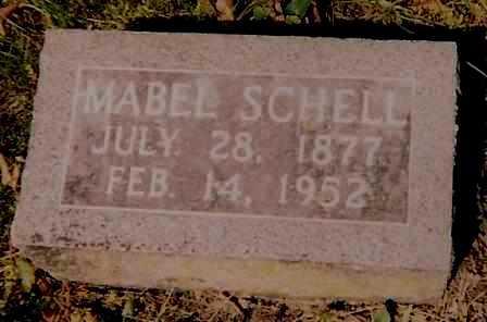 CRIST, MABLE - Franklin County, Kansas | MABLE CRIST - Kansas Gravestone Photos