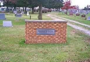 *SIGN AND OVERVIEW,  - Franklin County, Kansas |  *SIGN AND OVERVIEW - Kansas Gravestone Photos