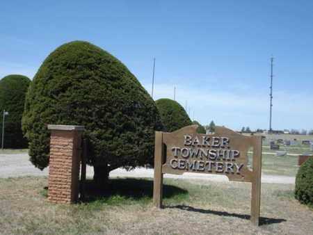 *CEMETERY SIGN,  - Gove County, Kansas |  *CEMETERY SIGN - Kansas Gravestone Photos