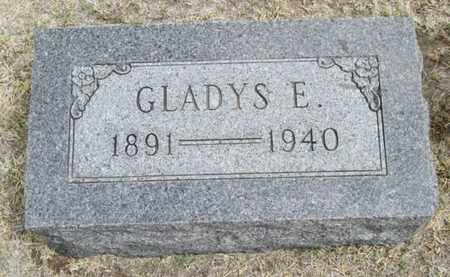 BENTLEY, GLADYS ELSIE - Gove County, Kansas | GLADYS ELSIE BENTLEY - Kansas Gravestone Photos
