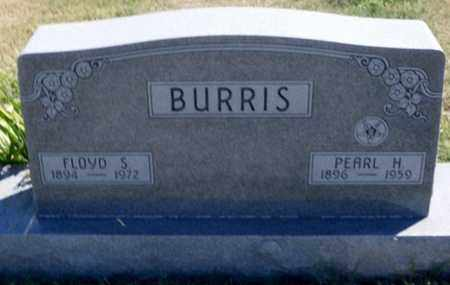 BURRIS, PEARL H - Gove County, Kansas | PEARL H BURRIS - Kansas Gravestone Photos