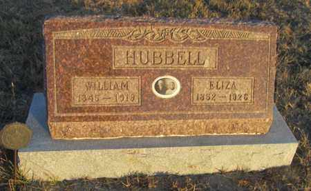 HUBBELL, WILLIAM - Gove County, Kansas | WILLIAM HUBBELL - Kansas Gravestone Photos