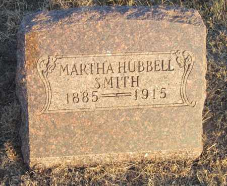 HUBBELL SMITH, MARTHA - Gove County, Kansas | MARTHA HUBBELL SMITH - Kansas Gravestone Photos