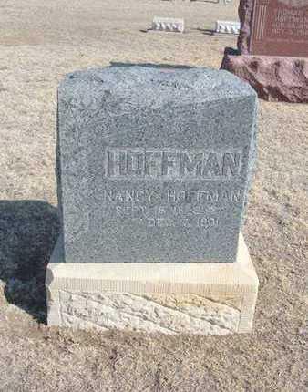 HOFFMAN, NANCY - Grant County, Kansas | NANCY HOFFMAN - Kansas Gravestone Photos