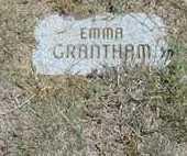 GRANTHAM, EMMA - Gray County, Kansas | EMMA GRANTHAM - Kansas Gravestone Photos