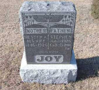 JOY, STEPHEN - Gray County, Kansas | STEPHEN JOY - Kansas Gravestone Photos