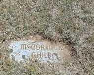 MCCORMICK, CHILD - Gray County, Kansas   CHILD MCCORMICK - Kansas Gravestone Photos
