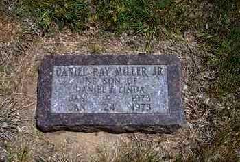 MILLER, DANIEL RAY, JR - Gray County, Kansas | DANIEL RAY, JR MILLER - Kansas Gravestone Photos