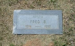 "WADE, FREDRICK BLACHER ""FRED"" - Gray County, Kansas 