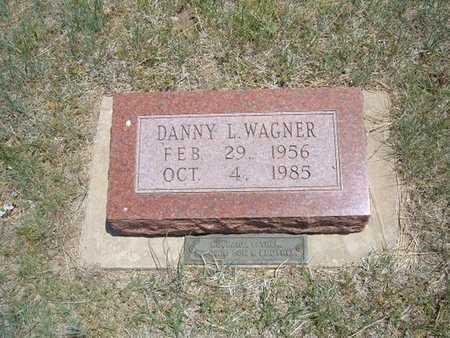 WAGNER, DANNY L - Gray County, Kansas   DANNY L WAGNER - Kansas Gravestone Photos