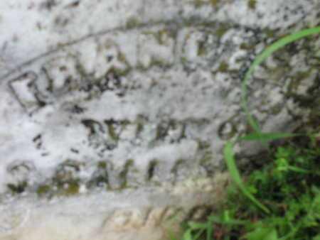 HOHIMER GALLEMORE, FRANCES ELIZABETH - Greenwood County, Kansas | FRANCES ELIZABETH HOHIMER GALLEMORE - Kansas Gravestone Photos